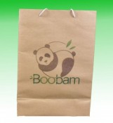 Durable Brown Kraft Paper Bags