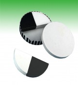 Round with Four Parts of Cookies Food Packaging Box