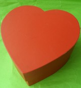 2 Storeys Chocolate Box In Heart Shape