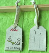 Paper Handmade Gift Cards and Tags