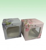 Paper Box For Shampoo (Box with Window)