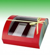 Elegant Paper Tray With Window Chocolate Boxes Wholesale