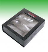 Magnet Opening Lid Gift Box for Body Care Packaging